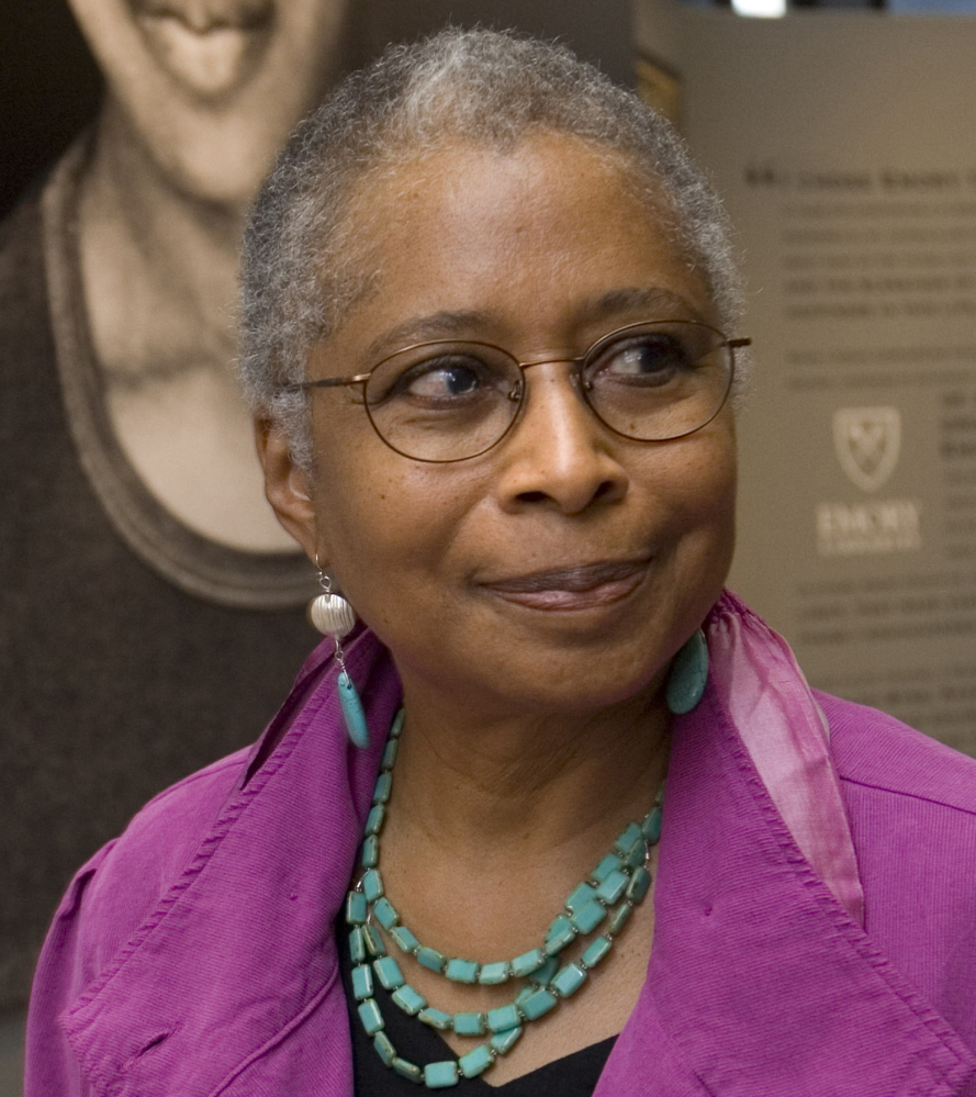"Alice Walker participated in the documentary ""Alice Walker: Beauty in Truth,"" scheduled to air Friday."