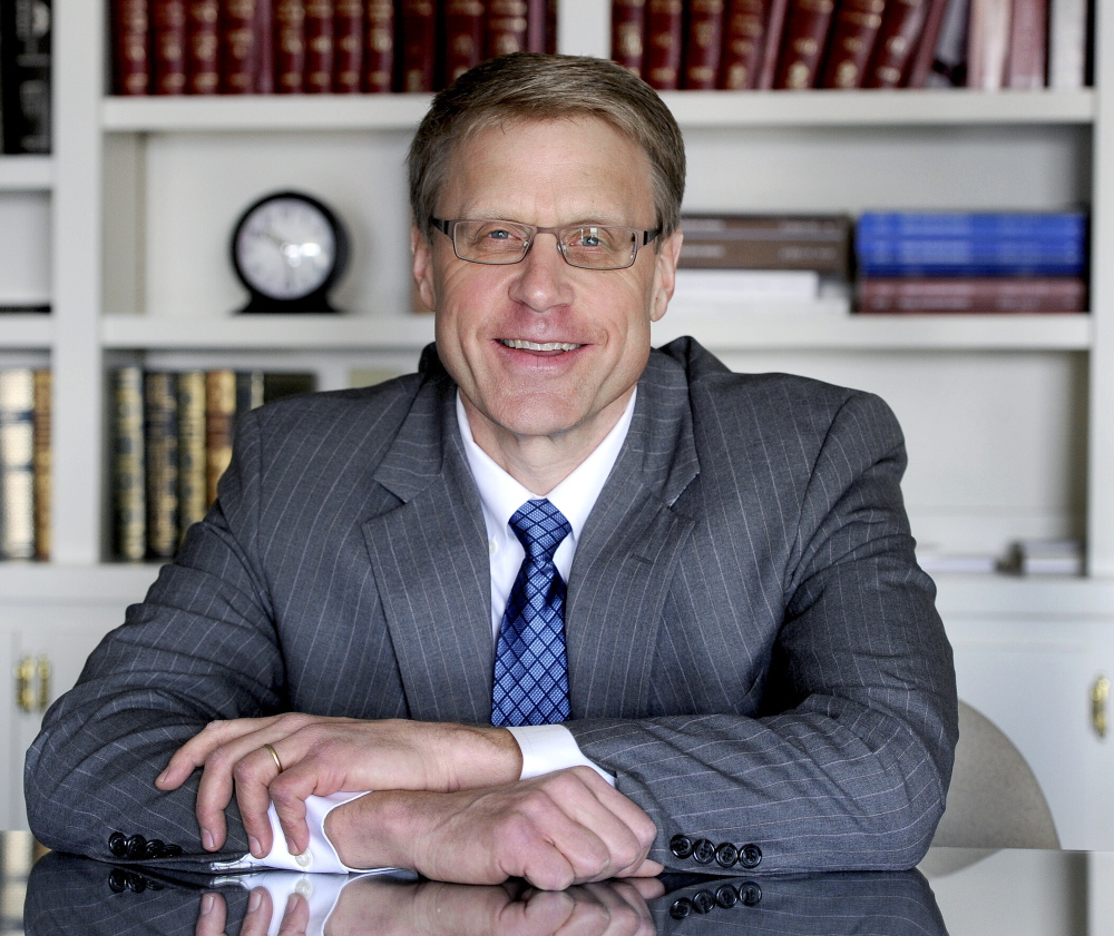 Craig Denekas, president and CEO of the Libra Foundation