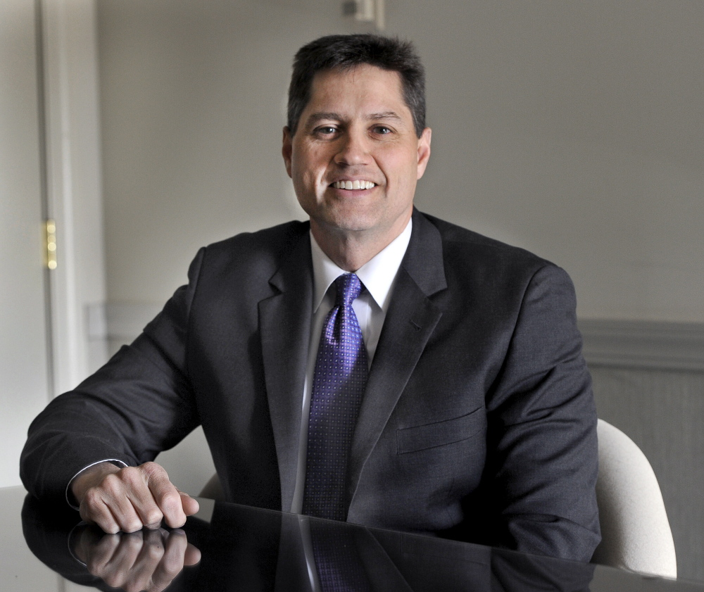 Jere Michelson, Libra's executive vice president and chief financial officer