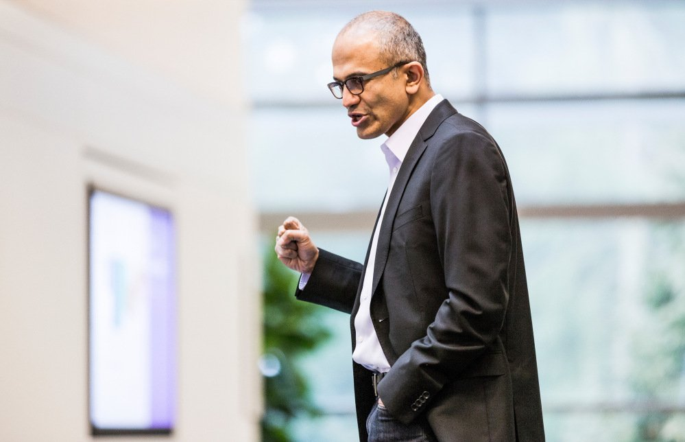 Microsoft announced Tuesday, that Satya Nadella will replace Steve Ballmer as its new CEO.