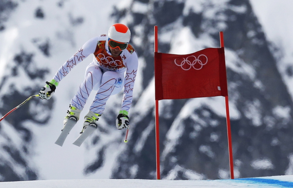 Bode Miller won five medals at the 1998 Games, but could not find the groove to win another on Sunday in Russia.