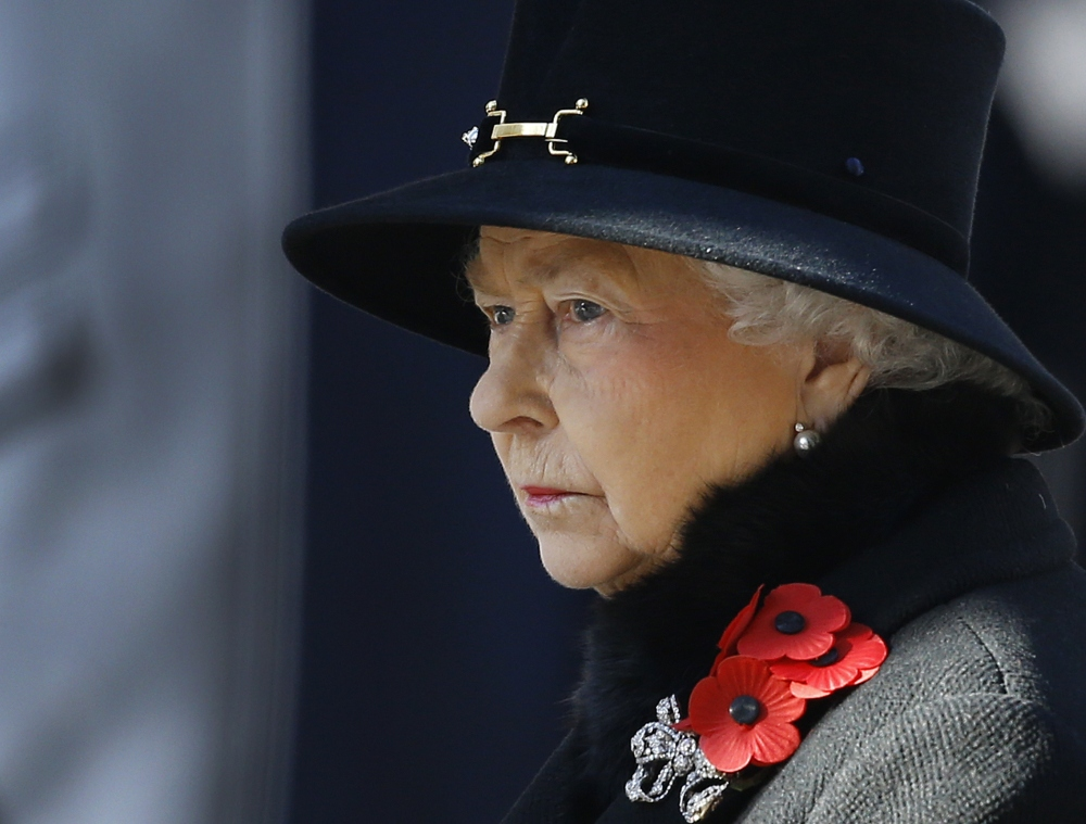 Britain's Queen Elizabeth II doesn't even make the list of the richest Britons. The list is now dominated by international capitalists.