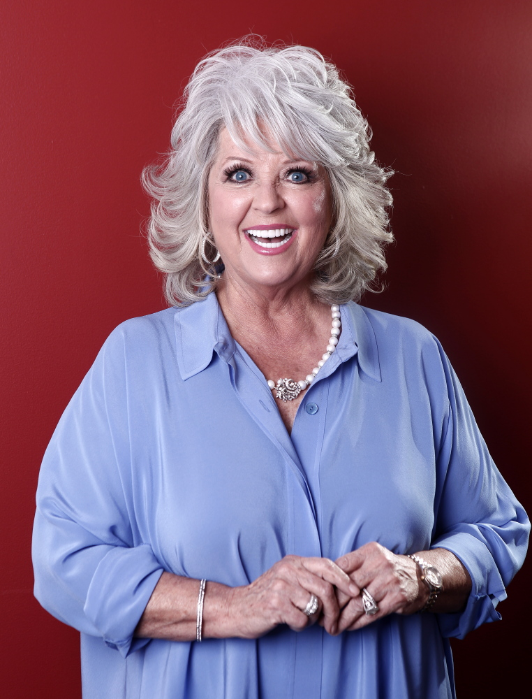 Chef Paula Deen says a private-equity firm is investing $75 million to $100 million in her.