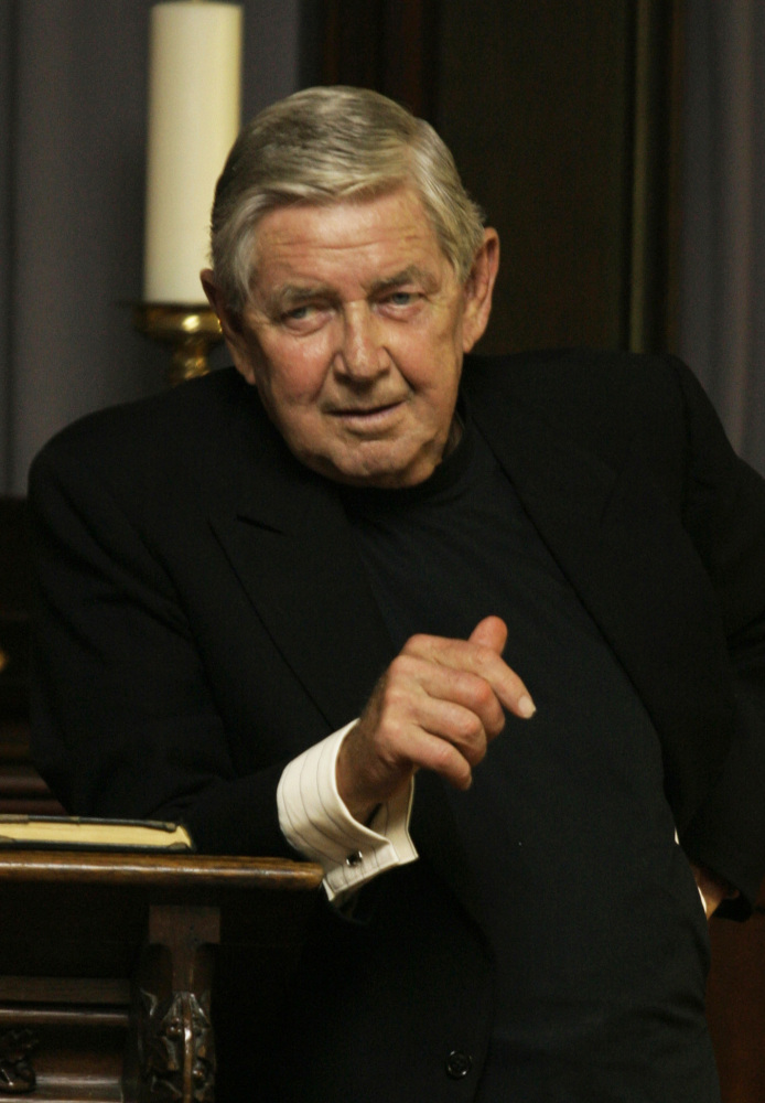"""Ralph Waite appears as the Rev. Norman Balthus in the series """"Carnivale"""" on HBO. Waite played the father in TV's hit series """"The Waltons."""""""