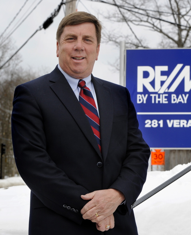 David Banks, founder of RE/MAX by the Bay in Portland, says his great support team helped him be part of 243 transactions in a single year.