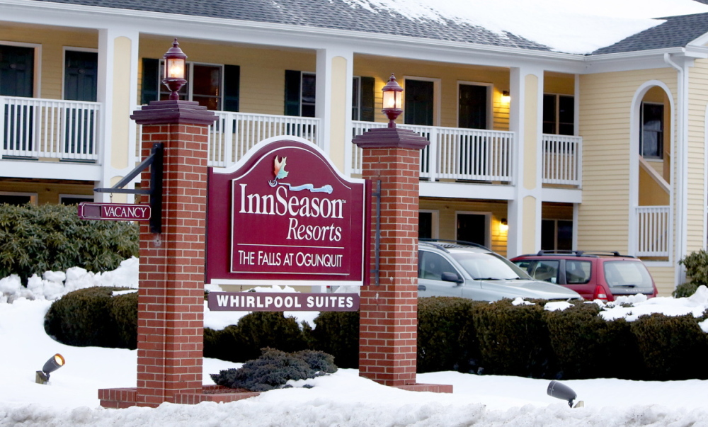 Leaking carbon monoxide sickened 21 people Sunday in a building at The InnSeason Resorts – The Falls at Ogunquit.