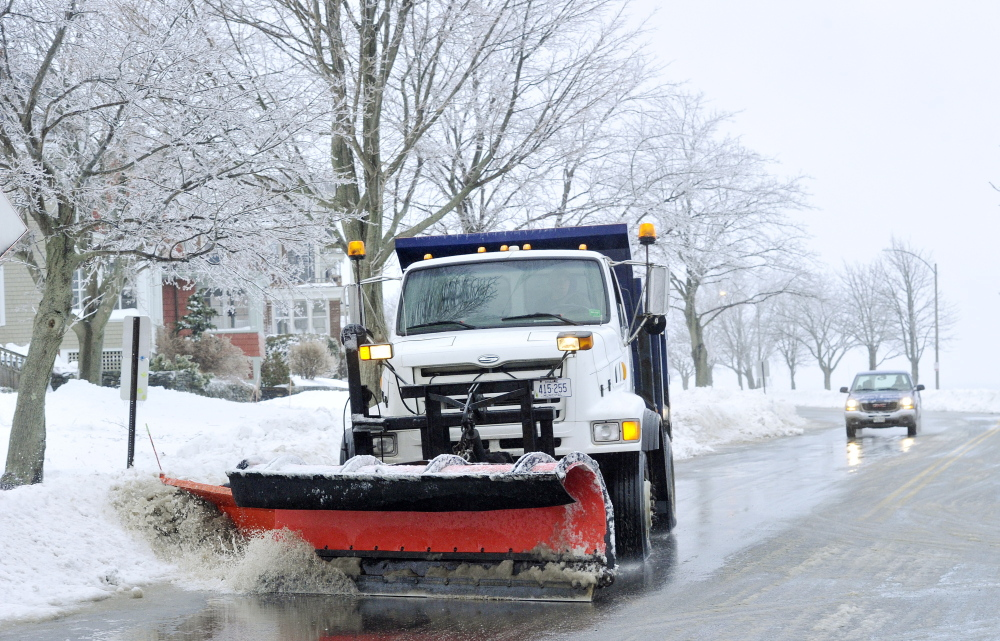 By the time plows are clearing roads, snow scouts and other trained snow spotters have been mustered to take and report careful measurements of the snowfall.