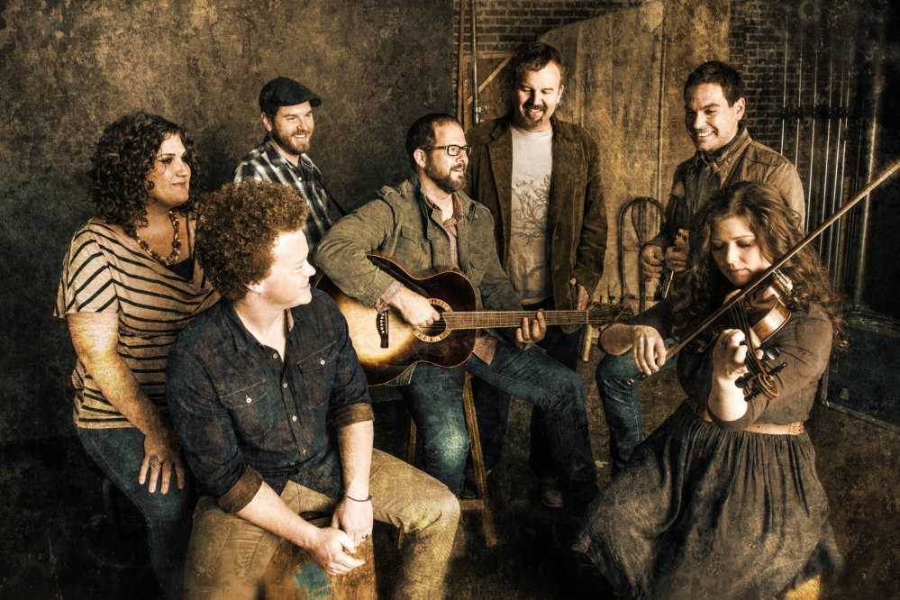 The contemporary Christian rock band Casting Crowns is at the Cumberland County Civic Center in Portland on Friday.
