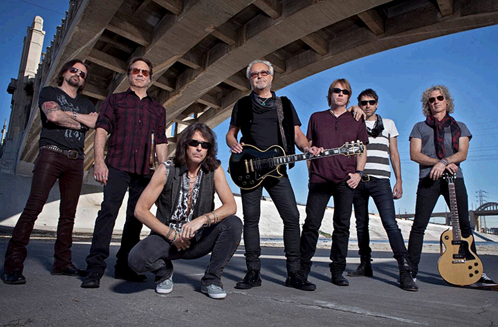 Foreigner had a slew of rock hits in the late 1970s and early 1980s, including 'Cold as Ice,' and 'Hot Blooded.'