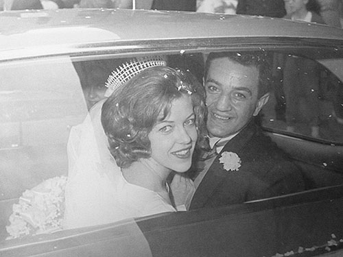 Dr. Louis Ciampi and his wife, Patricia, were married for 45 years.