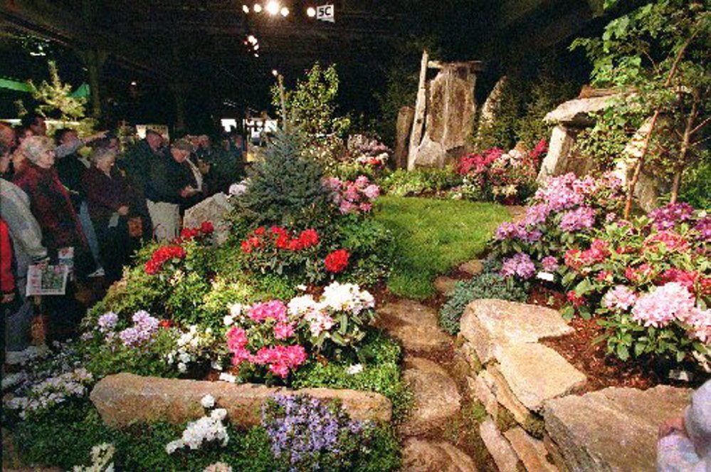 Budding romance: Lovers of spring blooms have the Portland Flower Show to look forward to.