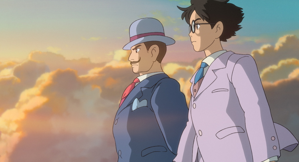 """The Wind Rises,"" from Japanese director Hayao Miyazaki, delivers the message that ignoring politics is itself a politcal act."