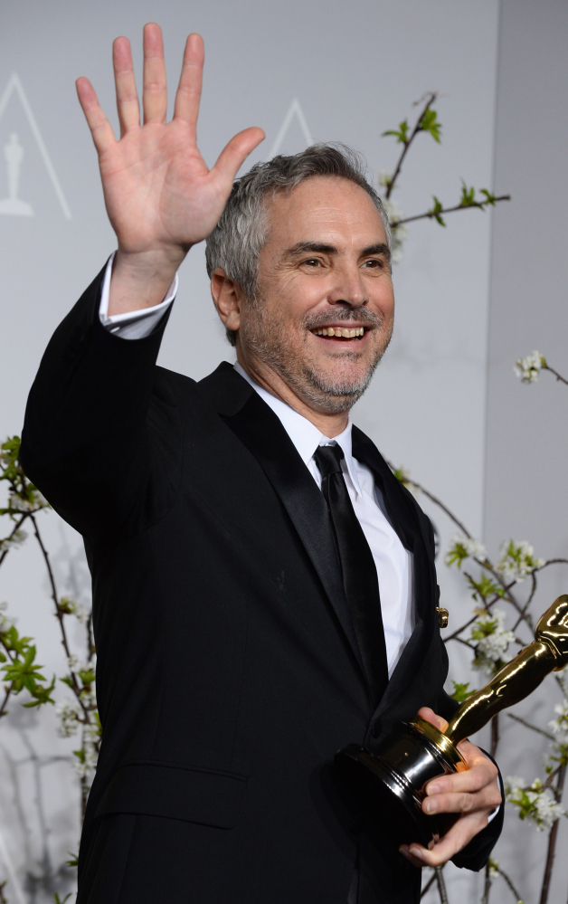 "Alfonso Cuaron joins J.J. Abrams (""Lost,"" the ""Star Trek"" movies) as executive producers of the new NBC series, ""Believe."""