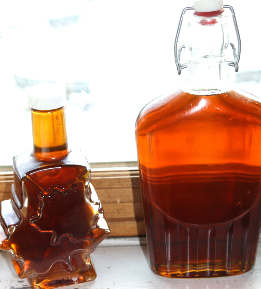 Maple syrup is health food's answer to refined white sugar and can be used in recipes from sweet to savory.
