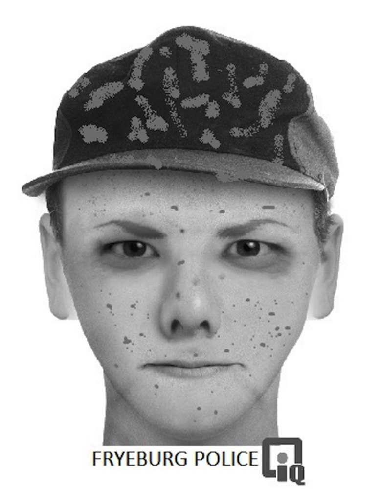 Fryeburg police say release of this composite image of the man who attacked a pet groomer has generated many leads, but they still have no suspect.