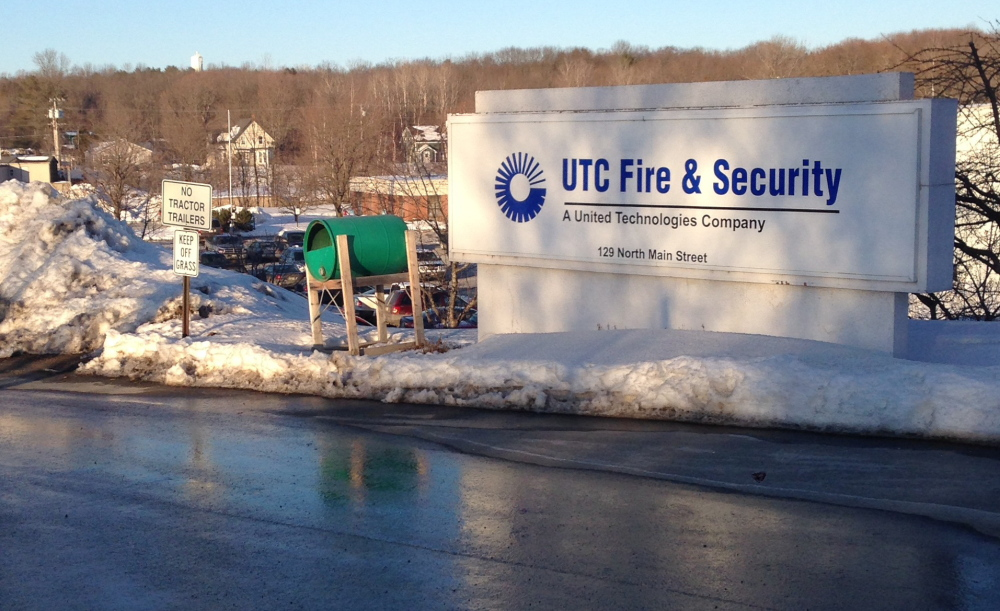 United Technologies Fire and Security in Pittsfield announced it will close within a year. There will be 100 jobs for employees willing to move to North Carolina.