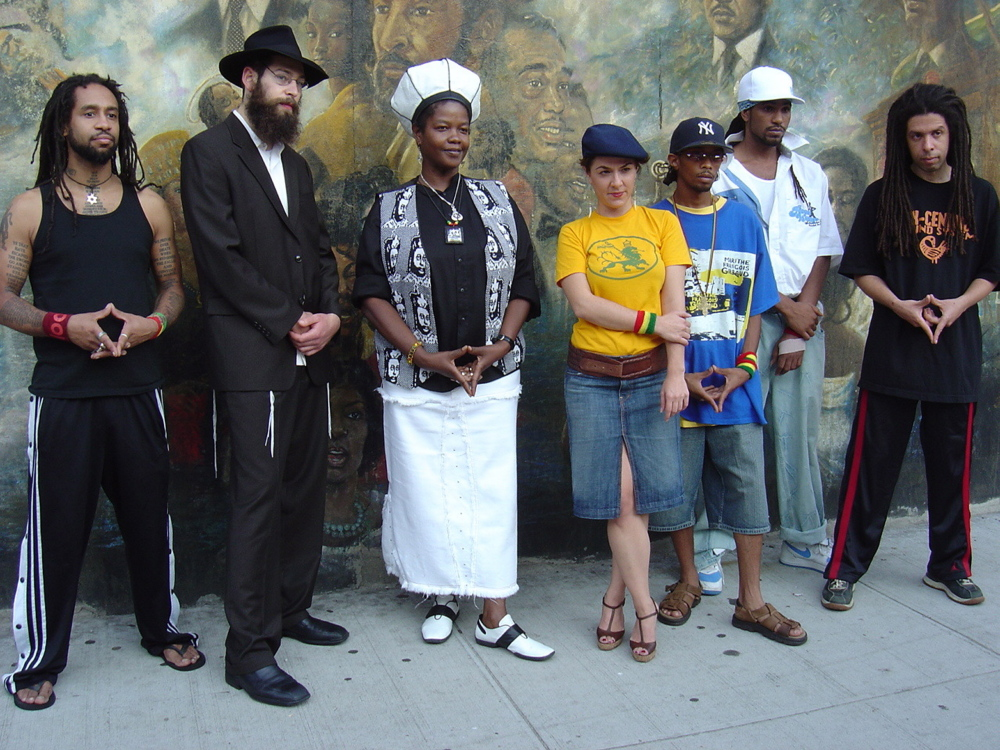 """Awake Zion"" is a musical documentary exploring the connections between rasta, reggae and Judaism."