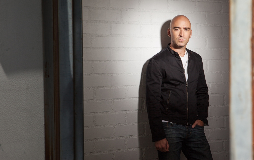 Ed Kowalczyk, former front man for the band Live, comes to Portland Sunday.