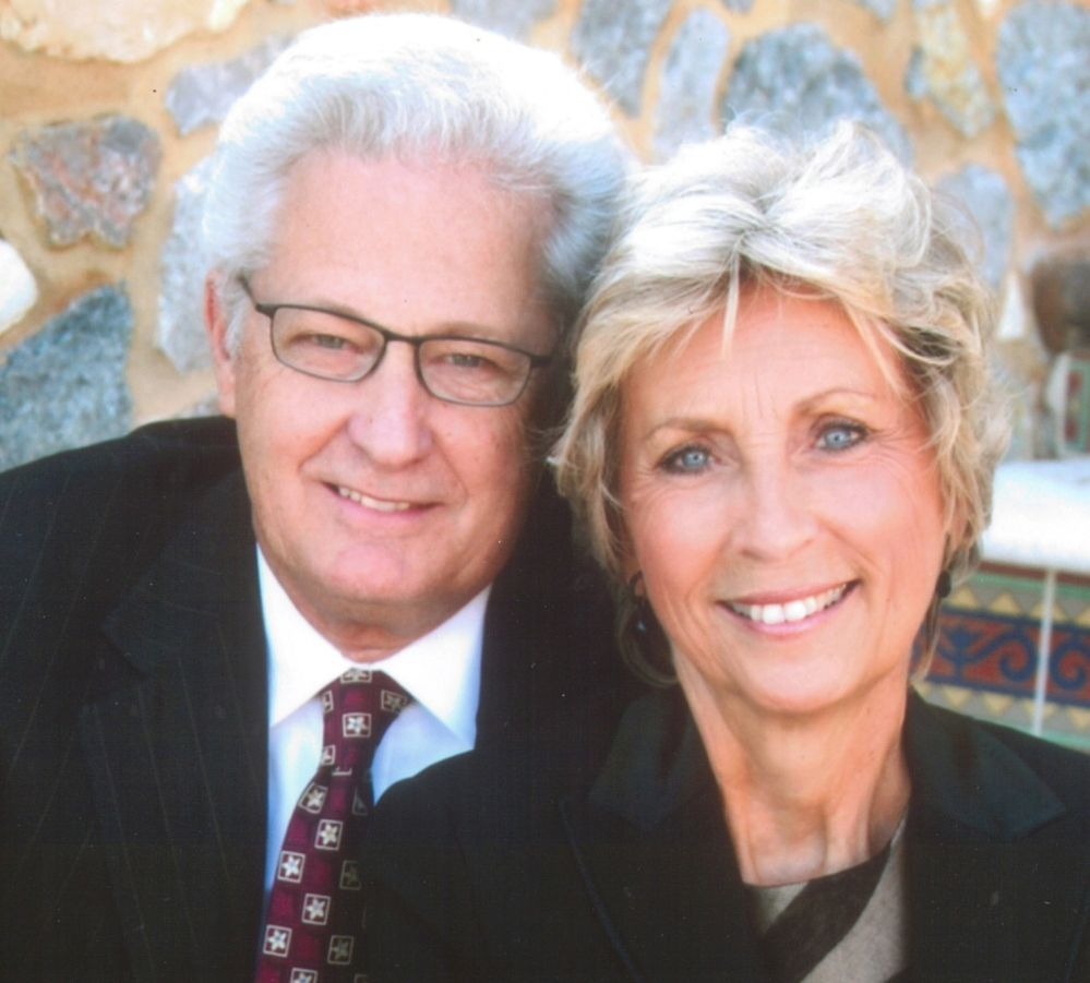 Hobby Lobby Stores co-founders David and Barbara Green