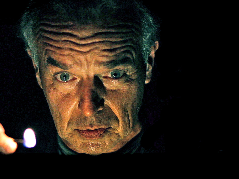 "Ray Wise, a veteran character actor with credits including ""Twin Peaks"" and ""Reaper,"" has appeared in most of Kyle Rankin's films."