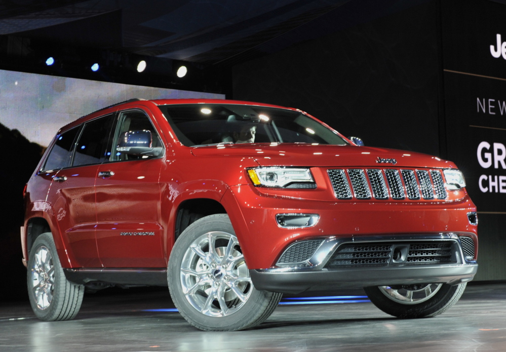 Jeep Grand Cherokee: Brake defects