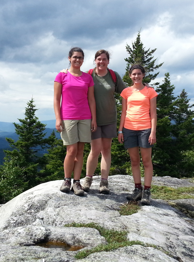 Rumford's Mount Zircon offers a panoramic view of western Maine that made the 2,250 vertical feet well worth the challenging climb.
