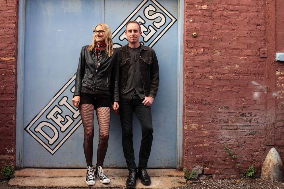 Aimee Mann and Ted Leo are The Both.