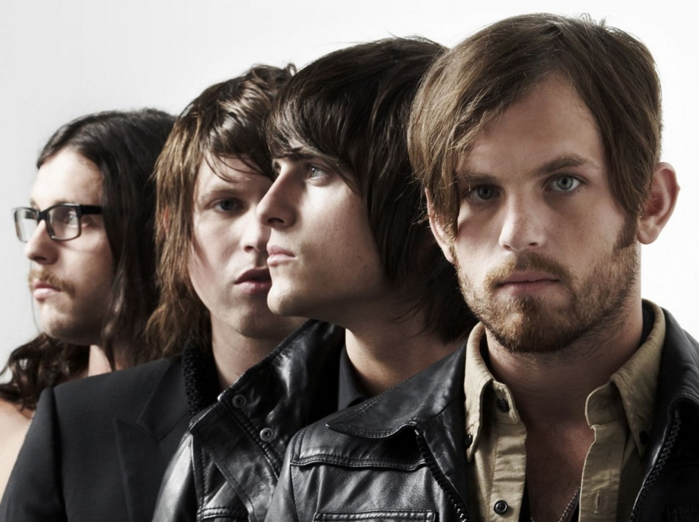 Kings of Leon will play the Xfinity Center in Mansfield, Mass., on Aug. 9.