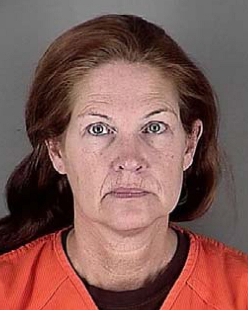 Chisholm's wife, Andrea Chisholm, is also in jail in Minnesota on fraud charges.
