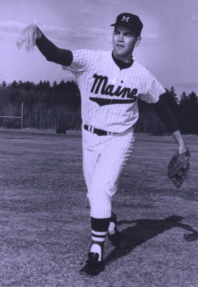 Arizona State and Southern Cal were the royalty of college baseball in 1964. Didn't matter. Joe Ferris beat them both in Omaha.