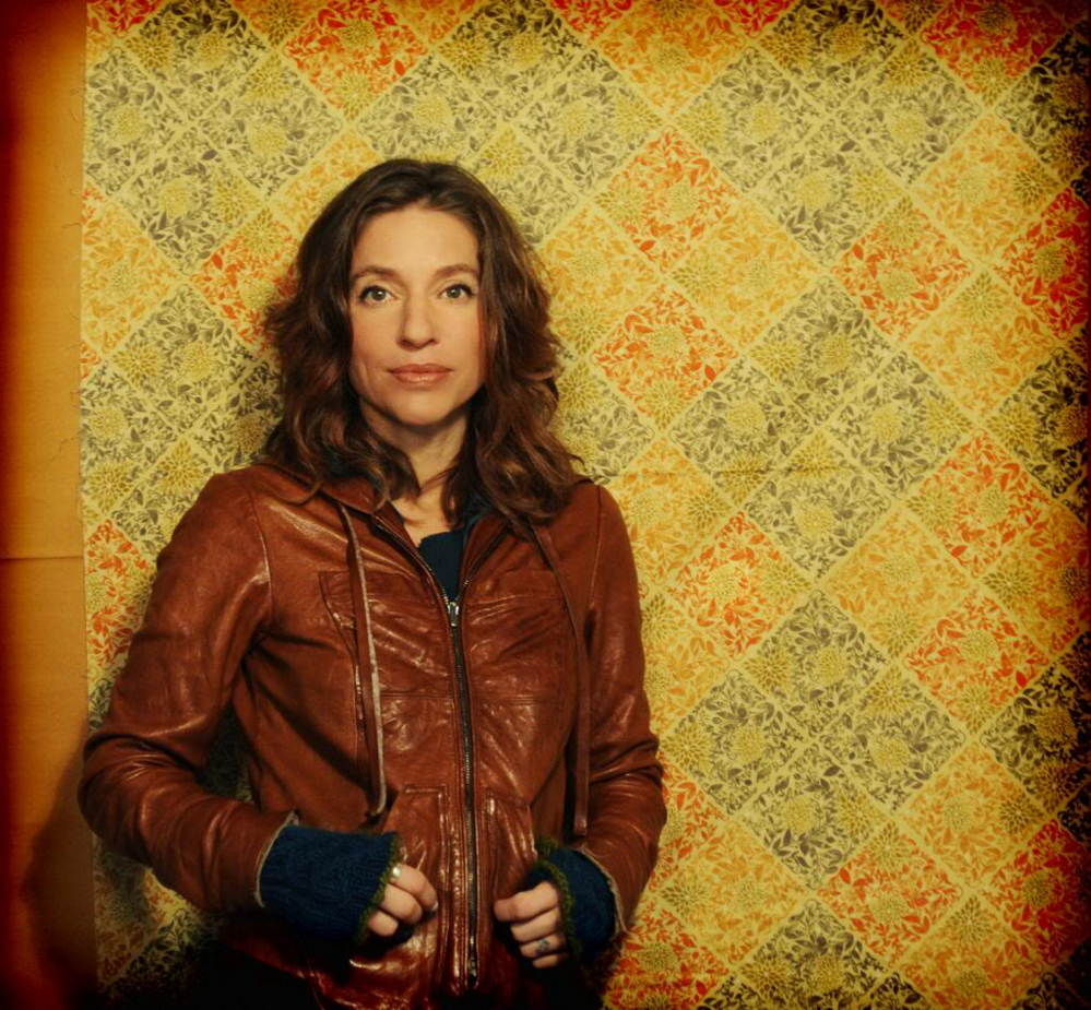 Ani DiFranco performs Wednesday in Orono, her first visit to Maine since the death of Pete Seeger and the firestorm that ensued over a planned retreat.