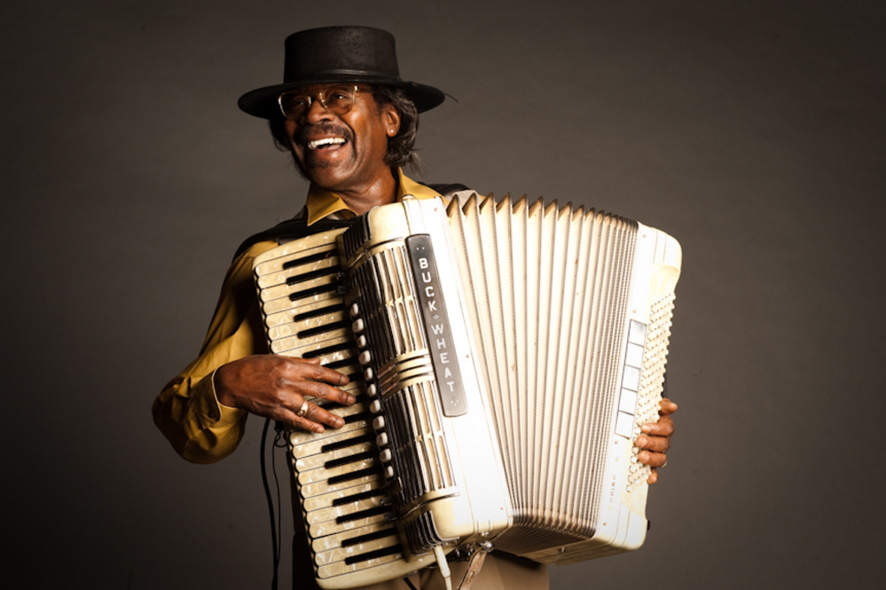Buckwheat Zydeco is at Jonathan's in Ogunquit on July 23.