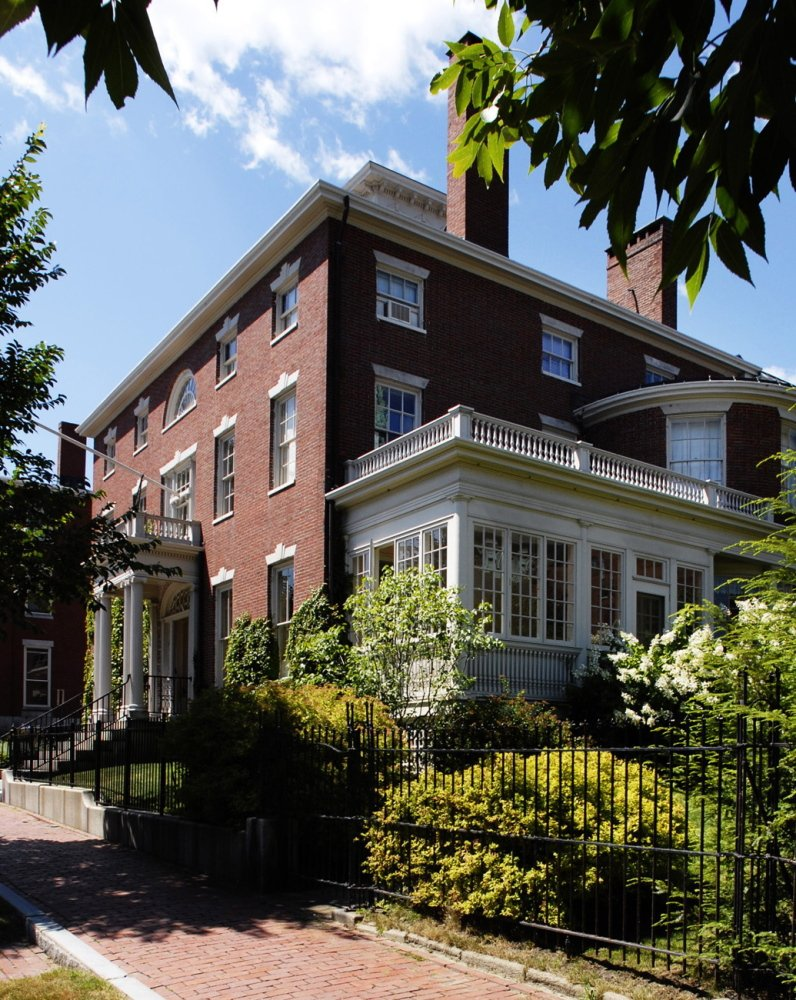 The historic Danforth Inn was sold Thursday to the owners of the upscale Camden Harbor Inn.