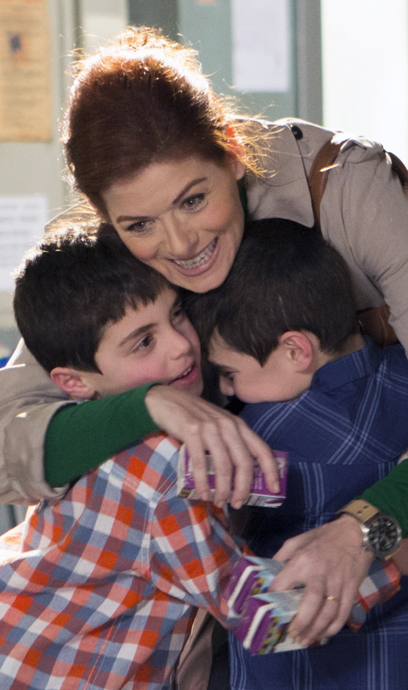 "Debra Messing will star in ""The Mysteries of Laura"" as NBC hopes to make further gains in the ratings."