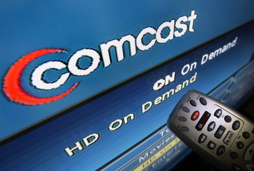 For example, it would be considered illegal if Comcast Corp. tried to give faster treatment to video streams of its subsidiary network, NBC.