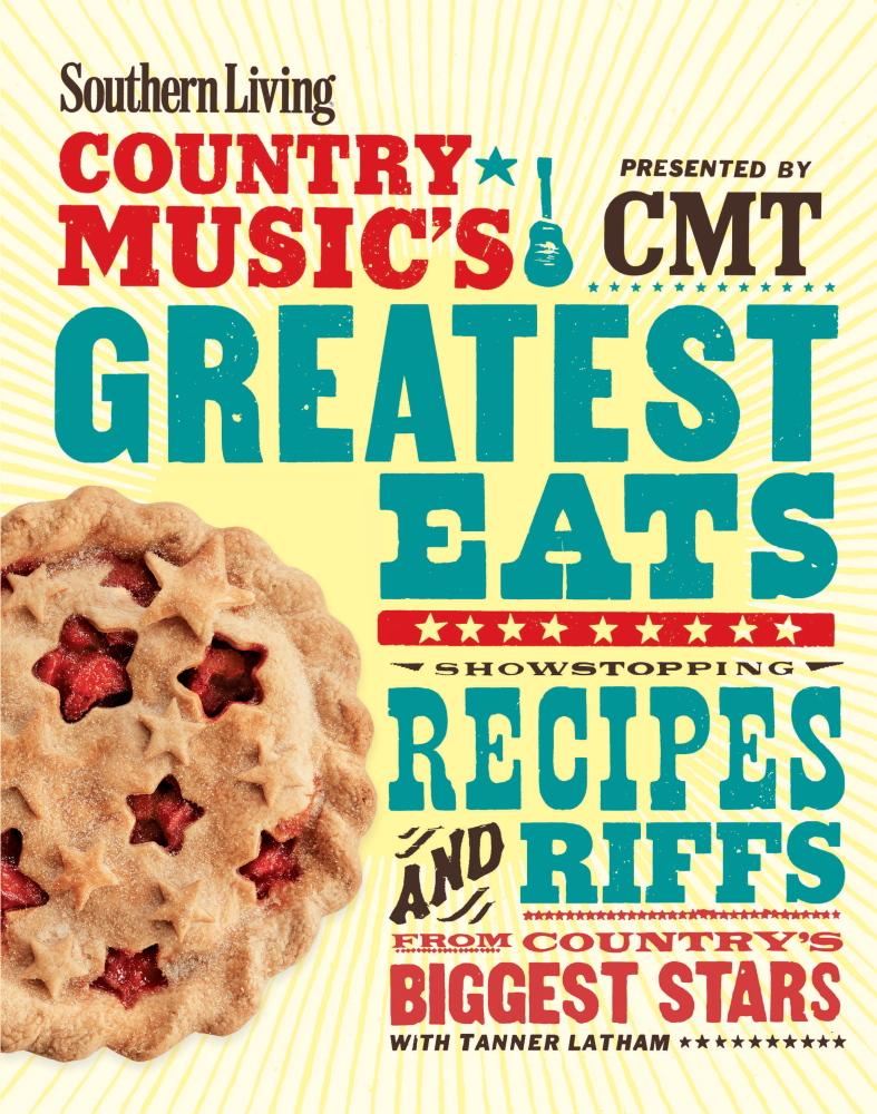 """Country Music's Greatest Eats"" sold 11,000 copies in 12 minutes on TV's QVC channel."
