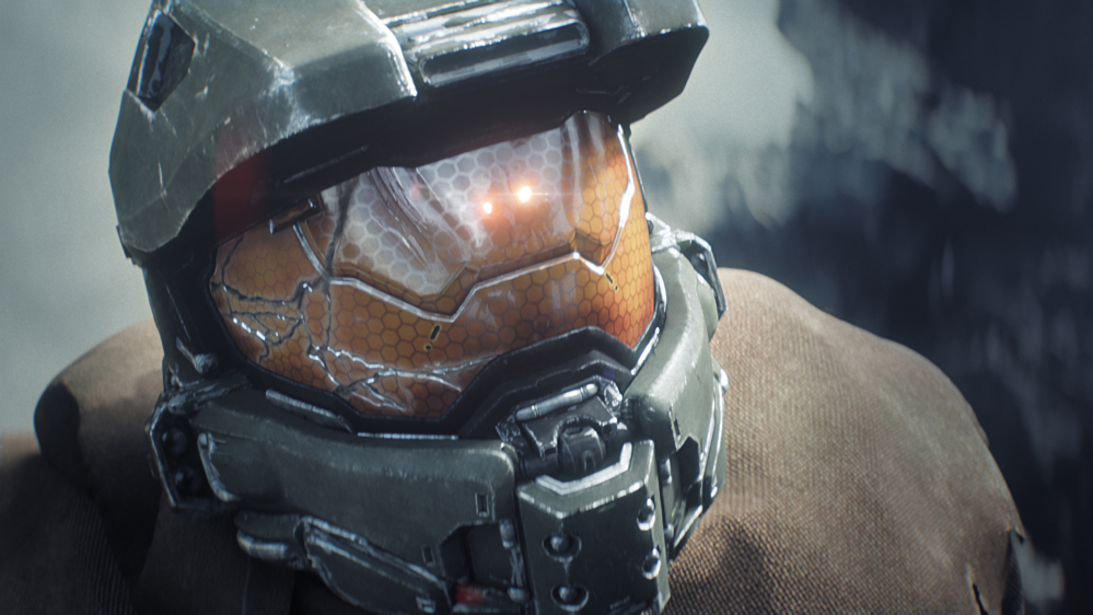 "This file photo provided by Microsoft shows a scene from the ""Halo"" video game for the Xbox One. Microsoft announced plans Friday to release the video game sequel ""Halo 5: Guardians"" for the Xbox One and a ""Halo"" television series to be produced by Steven Spielberg in fall 2015."
