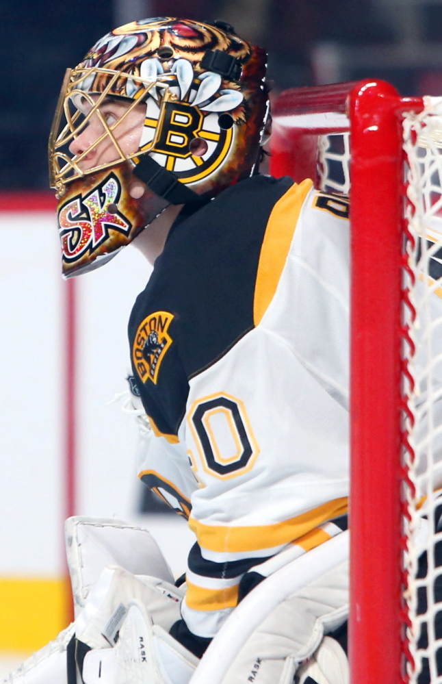 The season is over for Tuukka Rask and his Bruins teammates, but the Stanley Cup playoffs are still worth watching even for die-hard Boston fans.