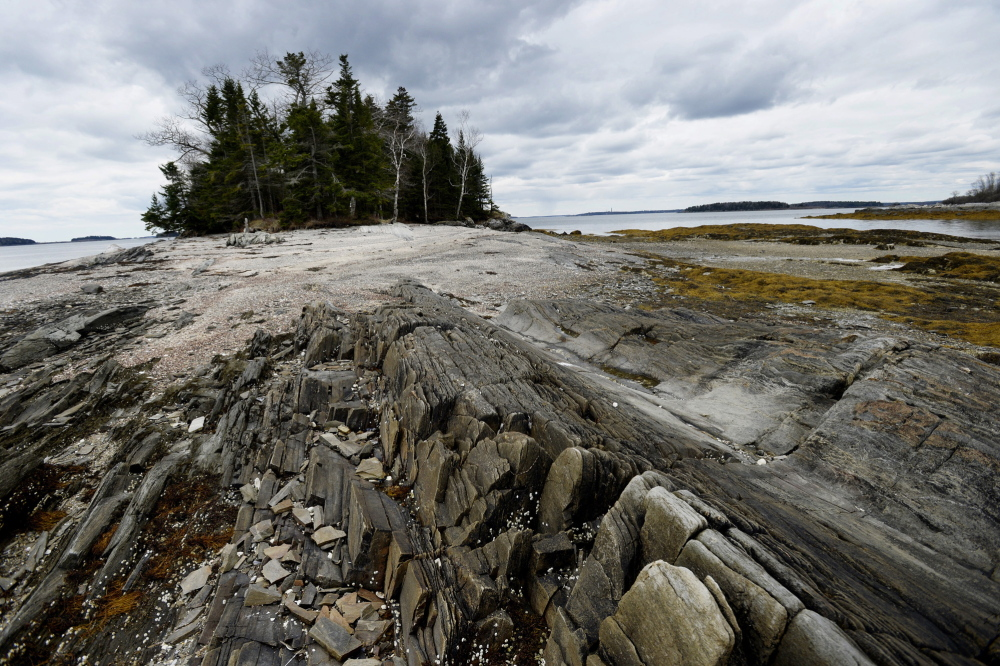 West Gosling Island off of Harpswell may be just 4 acres in size, but the opportunities for passive enjoyment and seclusion make it and two nearby islands worth the $700,000 it'll take to buy and conserve them, according to a Brunswick-based trust.
