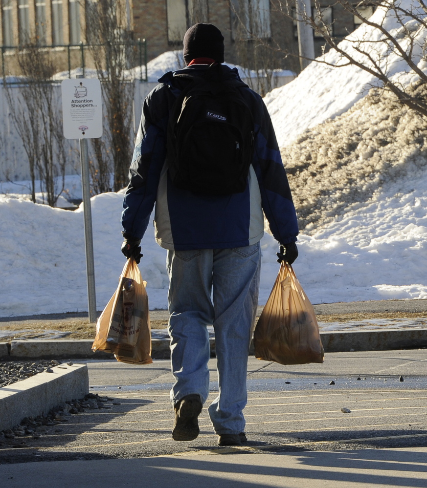 Portland's bag fee proposal will be paired with another anti-litter effort that would ban plastic foam or polystyrene food and beverage containers in the city.