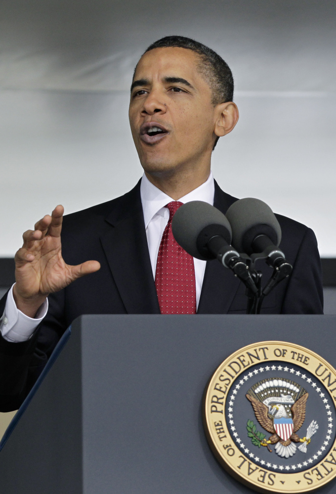 President Obama will argue for a more limited approach to foreign interventions during a commencement address Wednesday at the U.S. Military Academy at West Point.