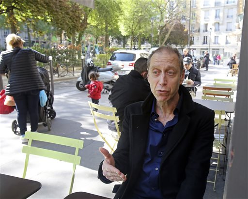 U.S. writer David Lebovitz spent 13 years as a chef at Alice Waters' Chez Panisse, quit to write books in 1999, then like many an American author before him moved to Paris in 2004 without a plan.
