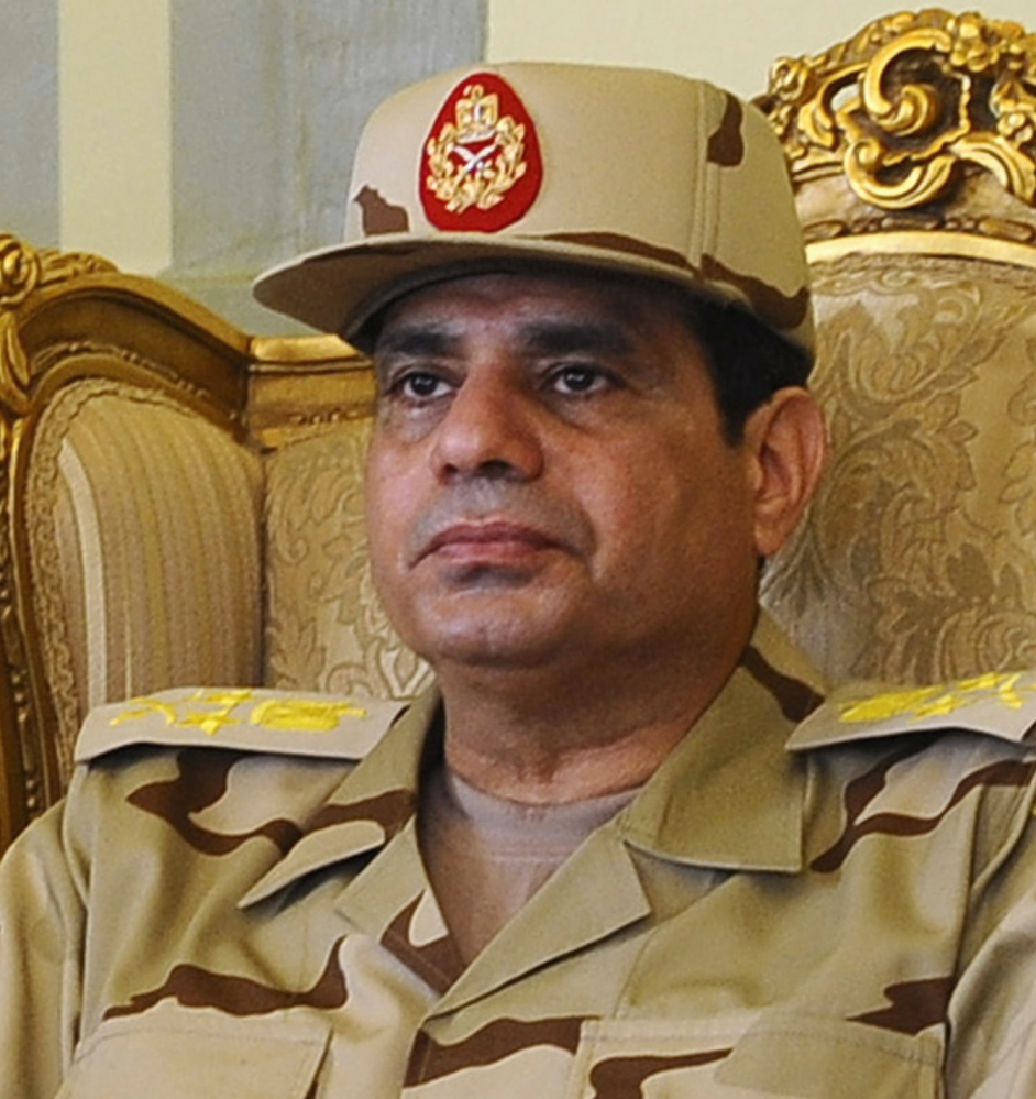 Abdel-Fattah el-Sissi is ahead at the polls but apathy is the real ruler in Egypt. Reuters