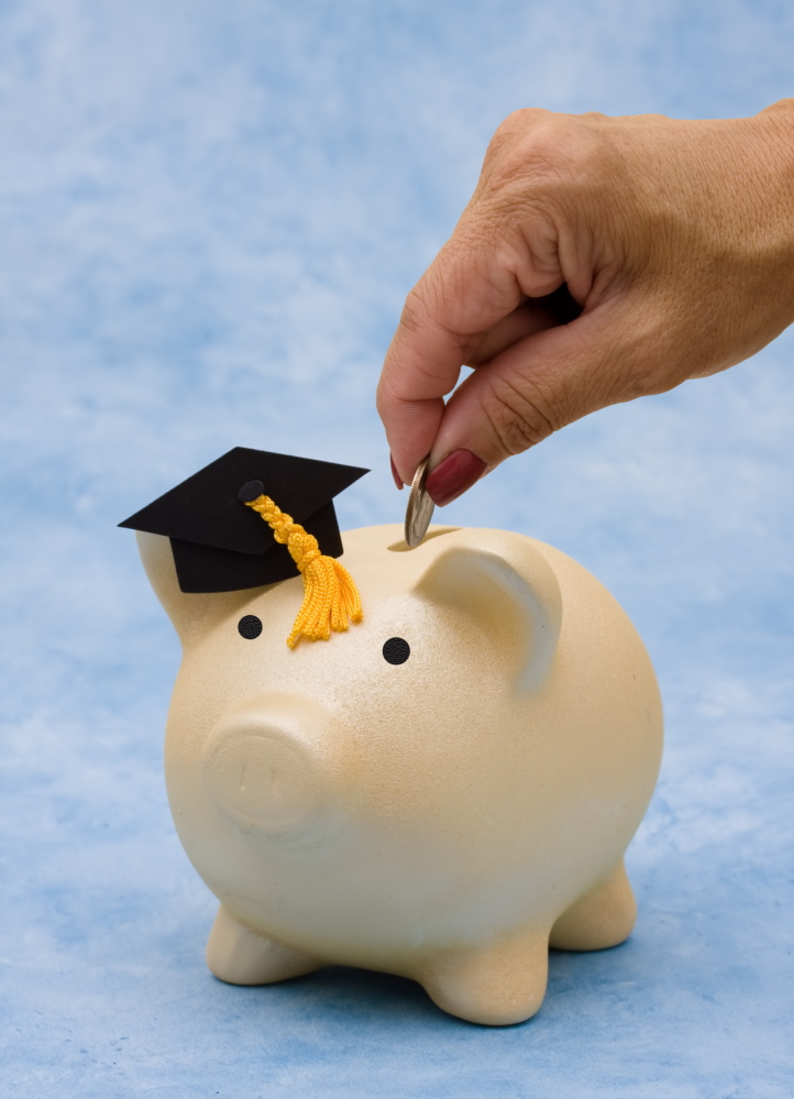 An investment expert suggests parents consider investing in a Roth IRA as a way to save for college and retirement.. shutterstock.com
