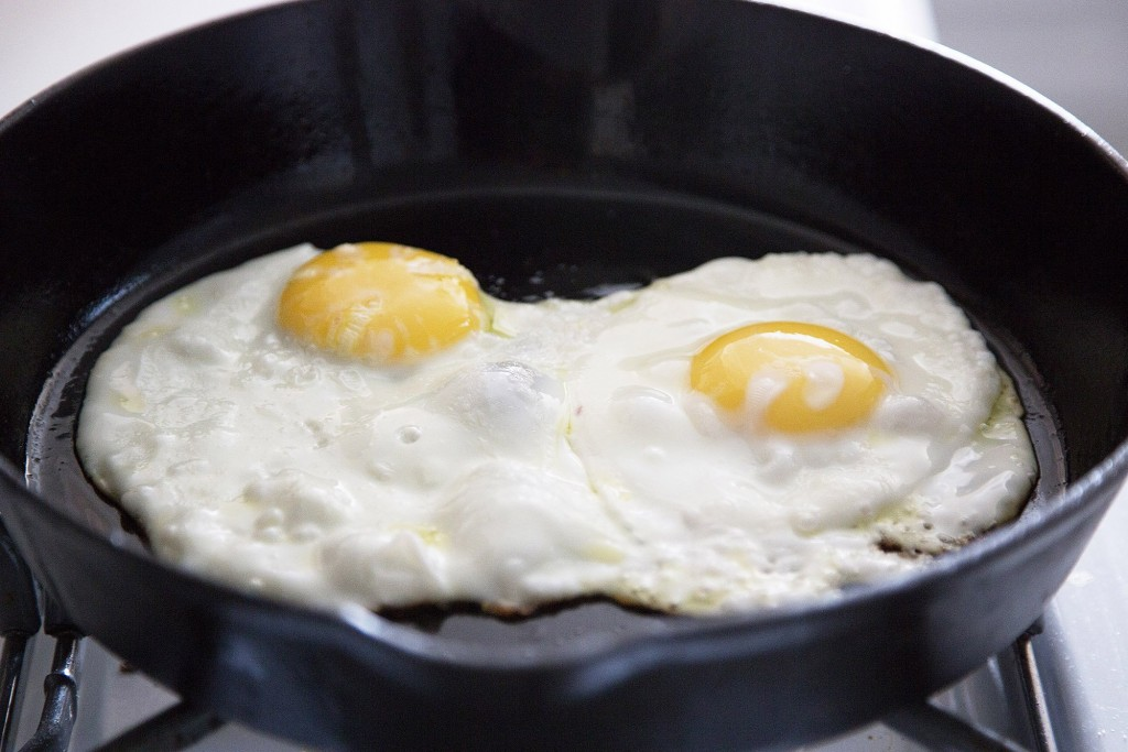 Experts now think that a couple of eggs for breakfast might be a good nutritional way to start the day.