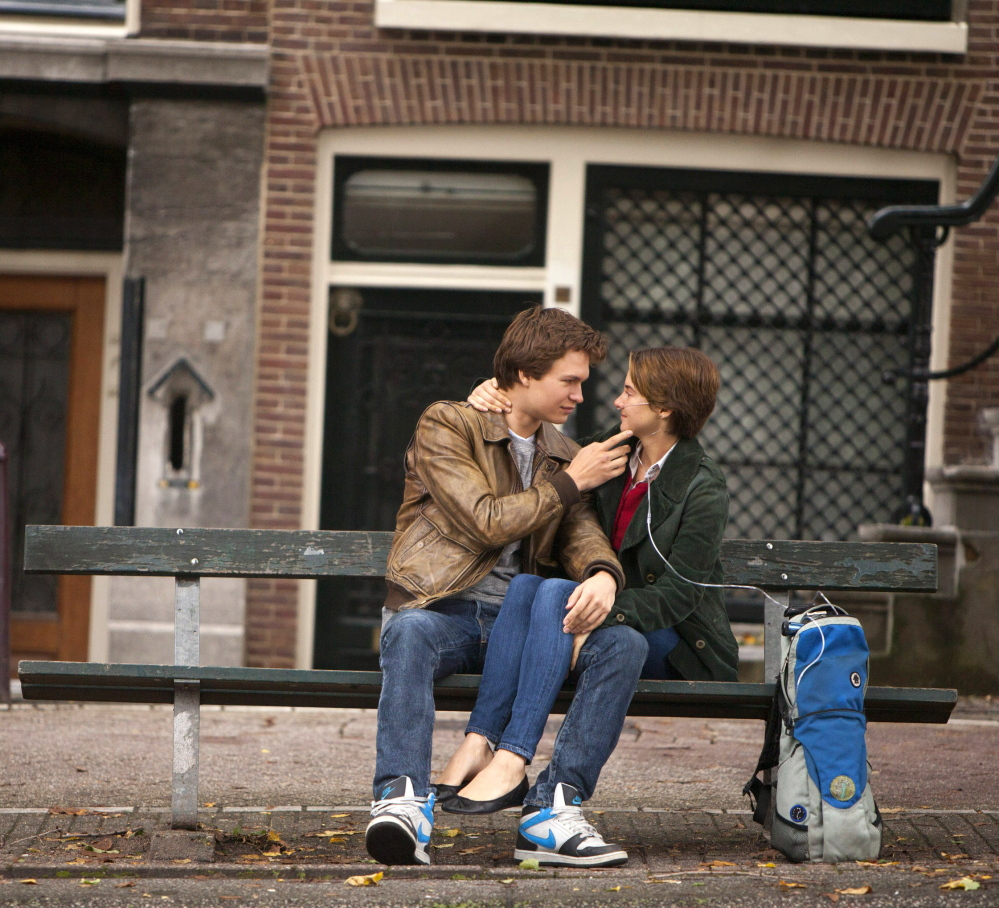 "Ansel Elgort and Shailene Woodley star in ""The Fault in Our Stars."" 20th Century Fox"