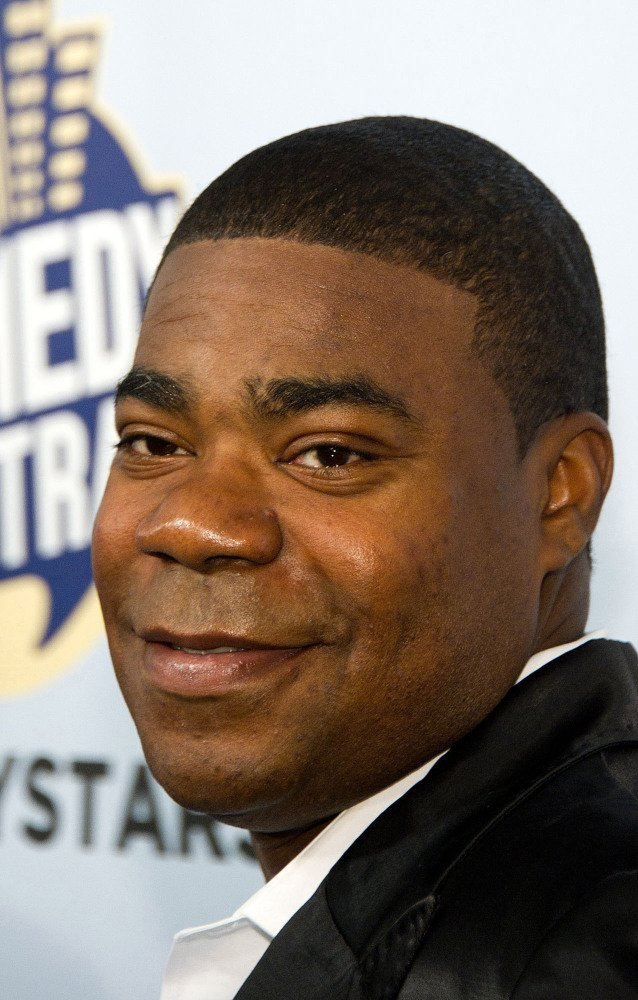 The Associated Press In this Oct. 2, 2010 file photo, Tracy Morgan attends Comedy Central's 'Night Of Too Many Stars: An Overbooked Concert For Autism Education' at the Beacon Theatre in New York. The Associated Press