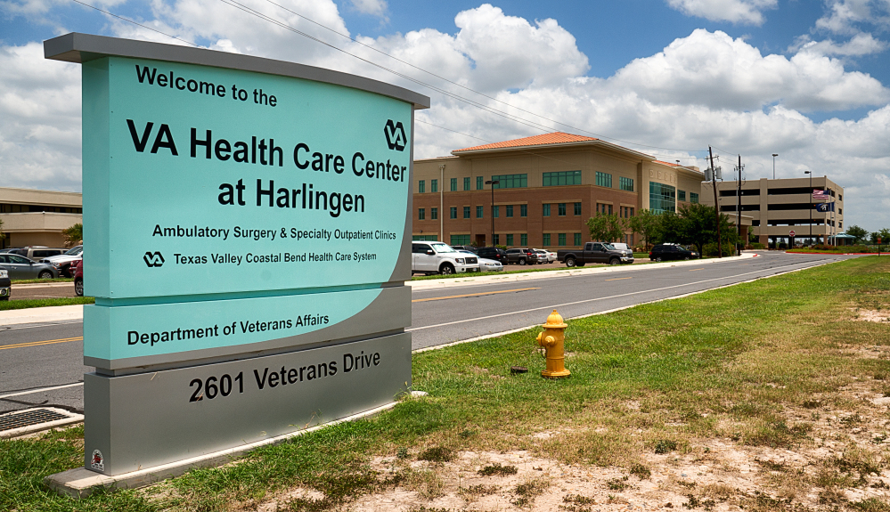The Associated Press The VA Health Care Center in Harlingen, Texas, ranked high on the list of medical facilities with the longest average waits in mid-May for new patients seeking primary care, specialist care and mental health care, according to national audit results released Monday.