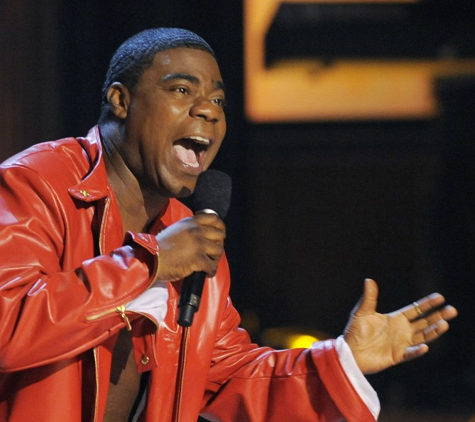 Comedian Tracy Morgan continues to recover from injuries suffered in a crash on the New Jersey Turnpike.