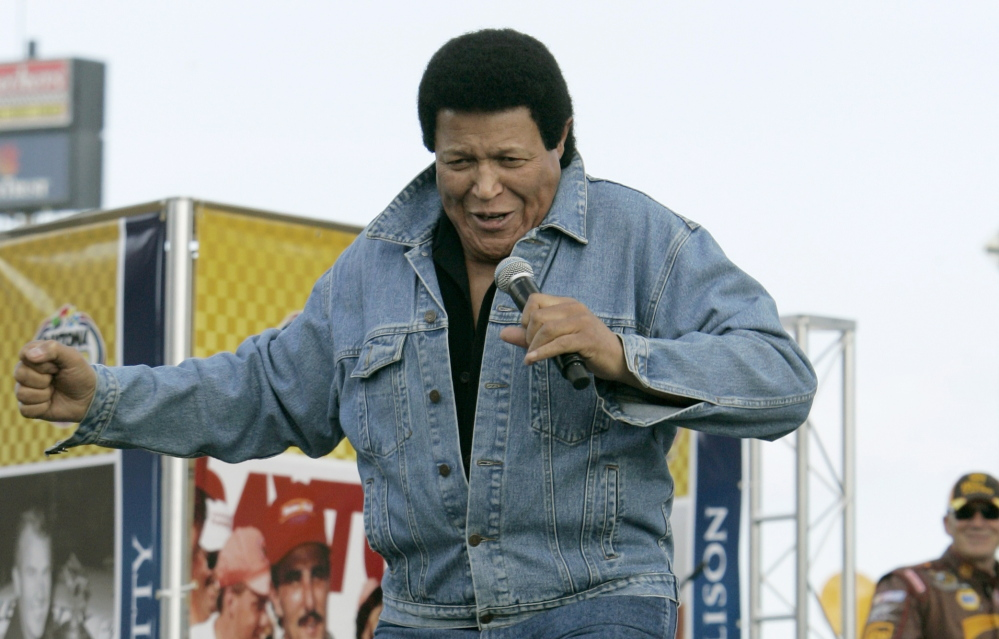 "Chubby Checker hopes that the Rock and Roll Hall of Fame inducts him soon. ""Do it quick while I'm still smiling,"" he said."